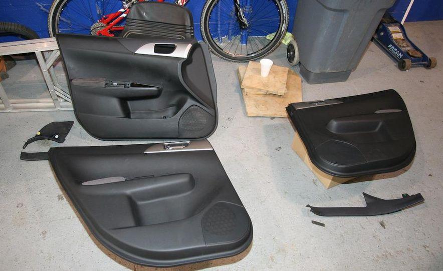 2009 Subaru Impreza WRX sedan - Slide 21