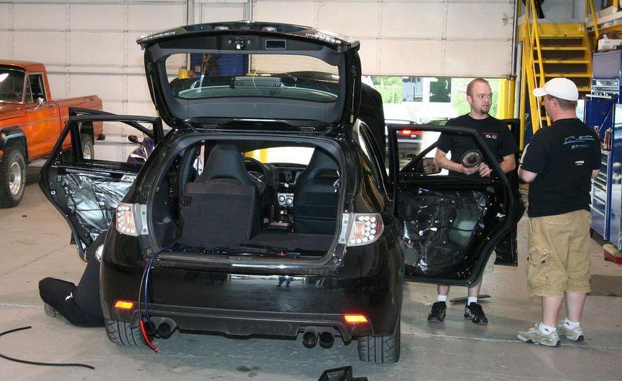 2009 Subaru Impreza WRX sedan - Slide 30