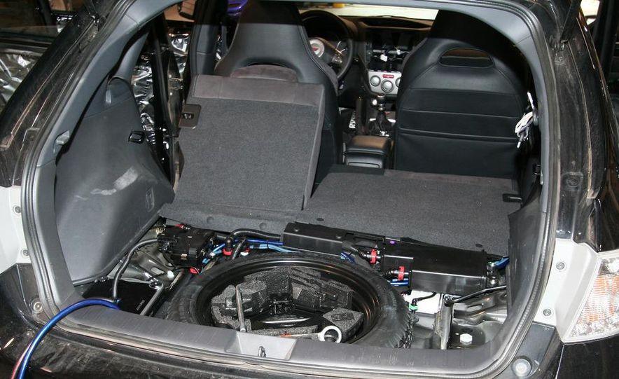 2009 Subaru Impreza WRX sedan - Slide 28