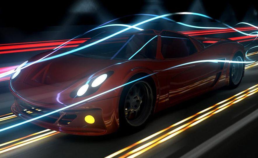 2008 Tesla Roadster - Slide 25
