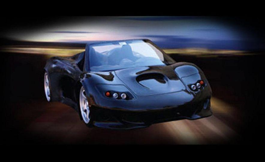 2008 Tesla Roadster - Slide 9