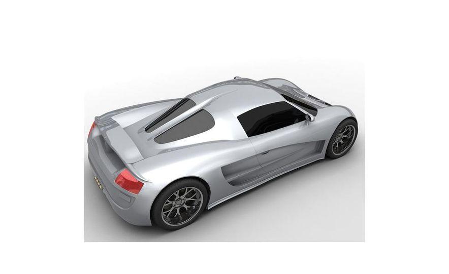 2008 Tesla Roadster - Slide 14