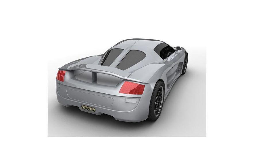 2008 Tesla Roadster - Slide 18