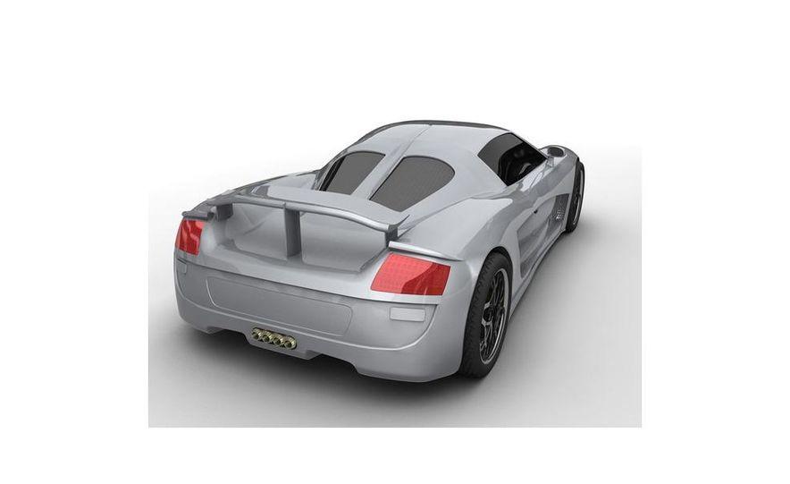2008 Tesla Roadster - Slide 19