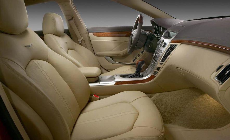 2009 Cadillac CTS - Slide 14