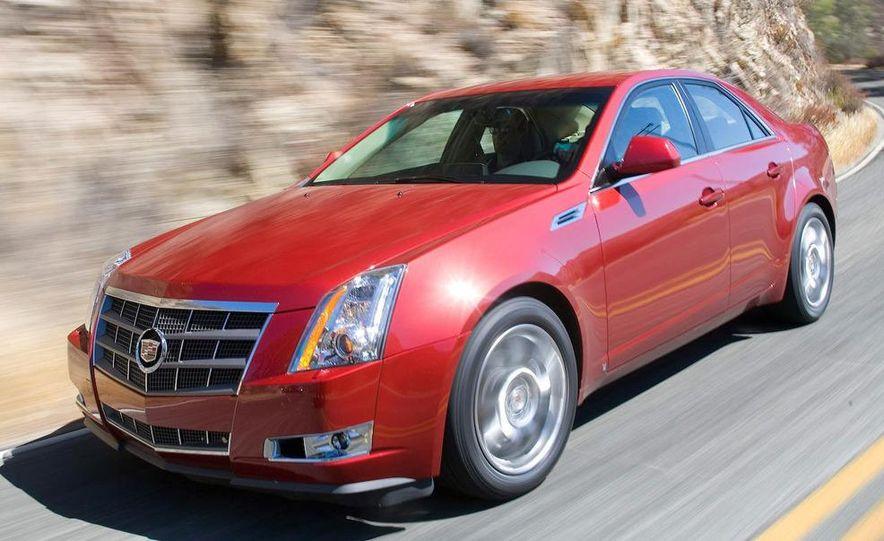 2009 Cadillac CTS - Slide 10