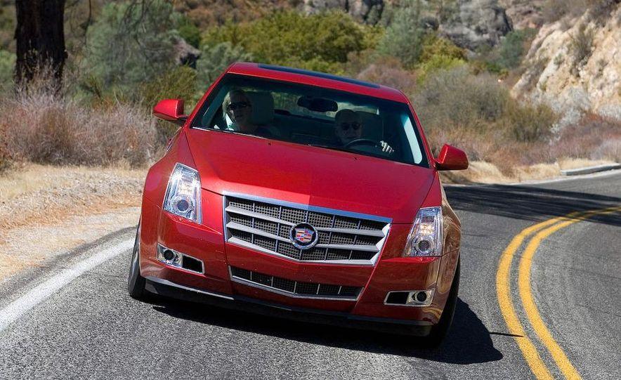 2009 Cadillac CTS - Slide 11
