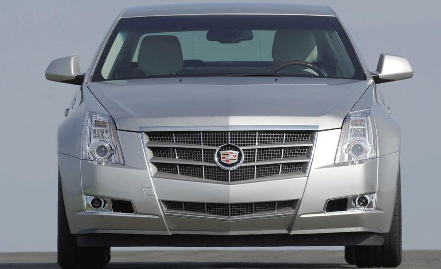 2009 Cadillac CTS - Slide 2