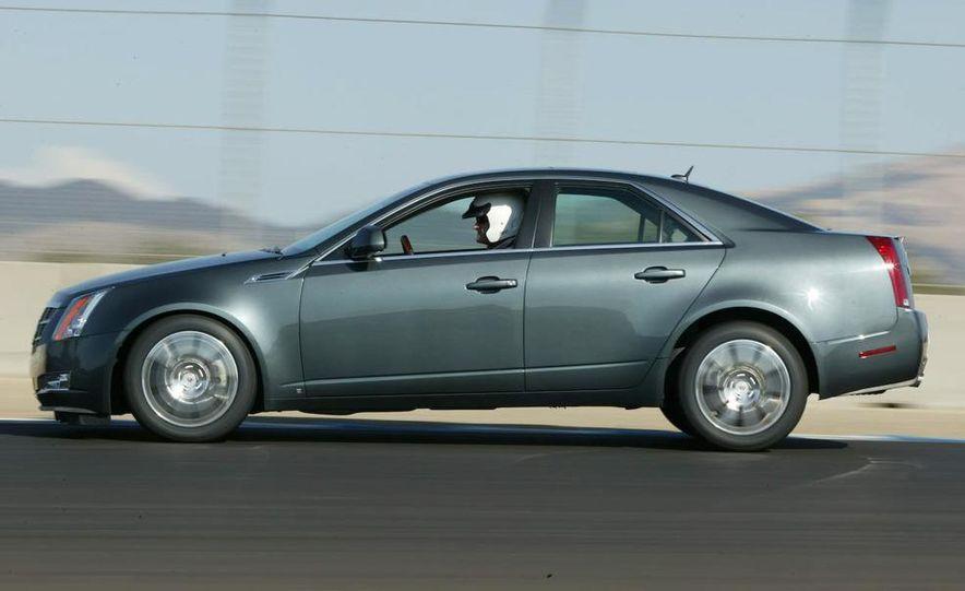 2009 Cadillac CTS - Slide 3