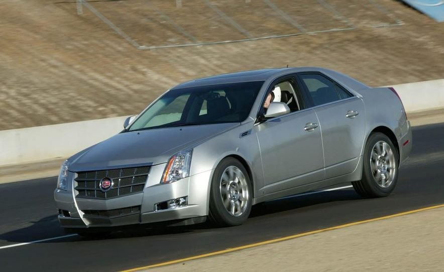 2009 Cadillac CTS - Slide 4