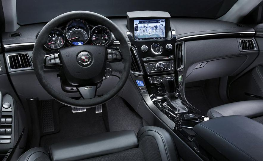 2009 Cadillac CTS - Slide 35