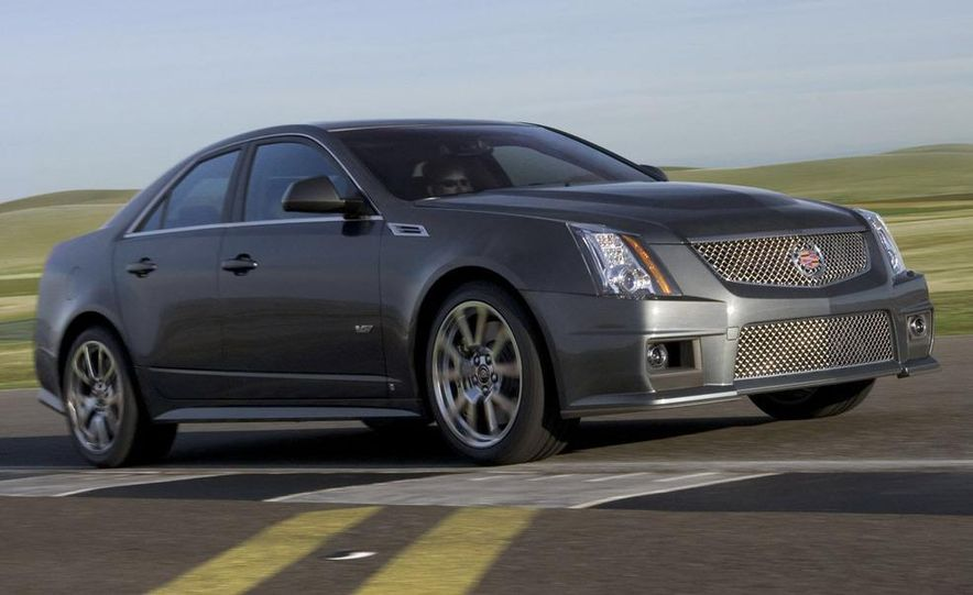 2009 Cadillac CTS - Slide 24