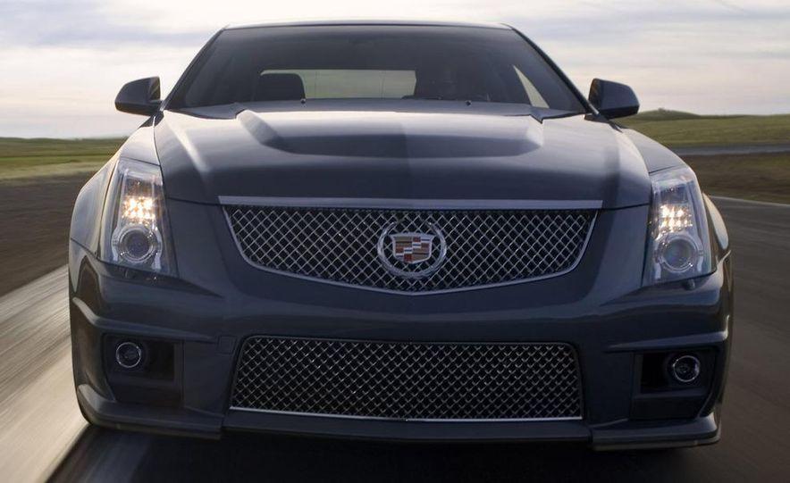 2009 Cadillac CTS - Slide 32