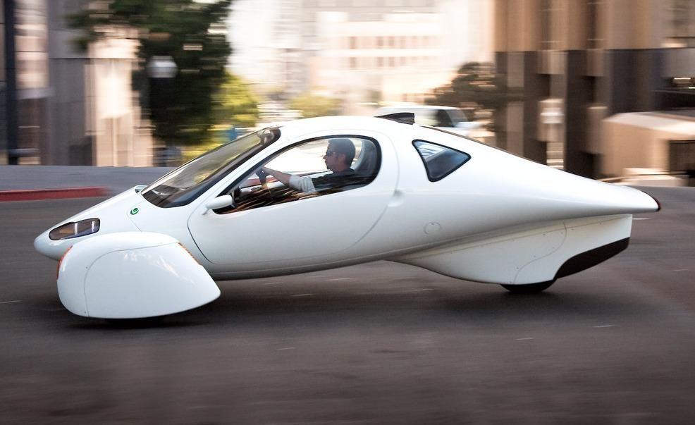 Aptera 2e electric car