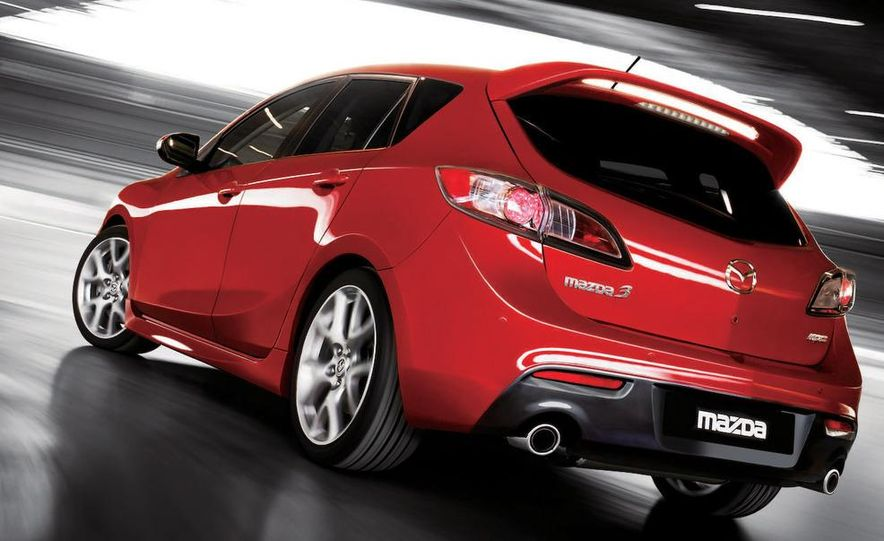 2010 Mazdaspeed 3 - Slide 62