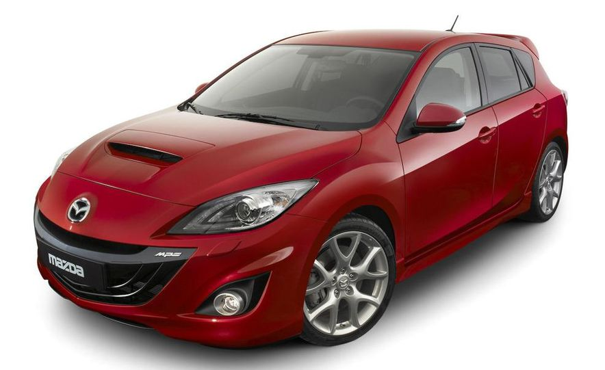 2010 Mazdaspeed 3 - Slide 63