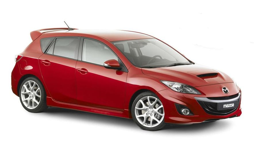 2010 Mazdaspeed 3 - Slide 64