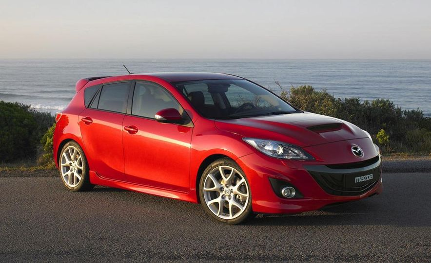 2010 Mazdaspeed 3 - Slide 49