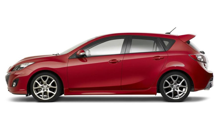 2010 Mazdaspeed 3 - Slide 65
