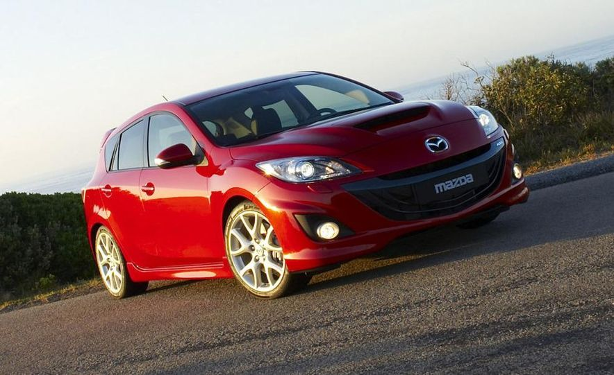 2010 Mazdaspeed 3 - Slide 50