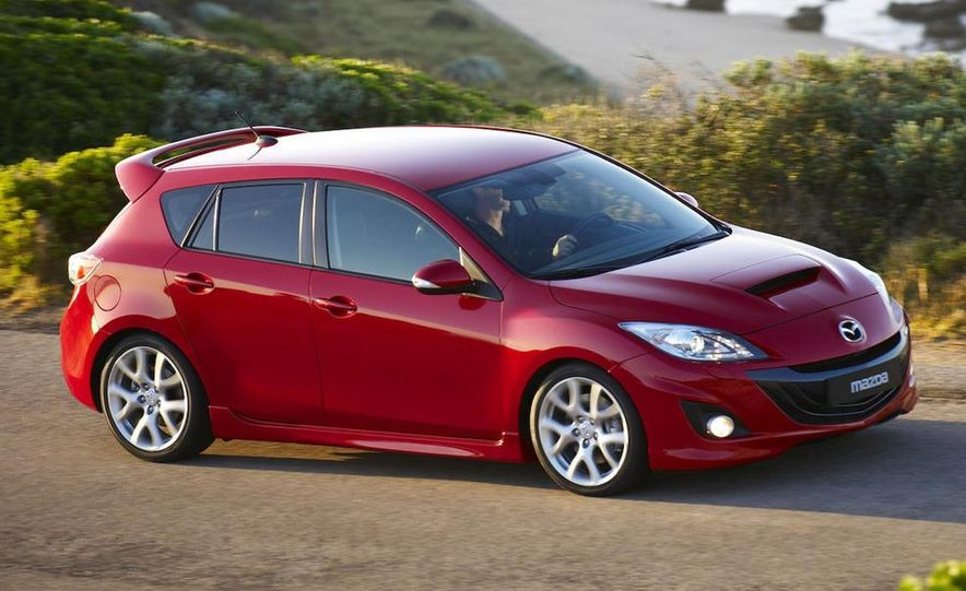 2010 Mazdaspeed 3 - Slide 51