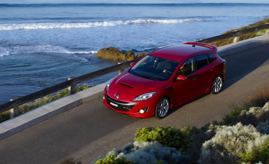 2010 Mazdaspeed 3 - Slide 52