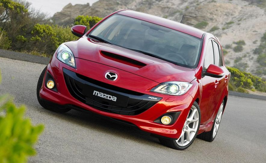2010 Mazdaspeed 3 - Slide 55