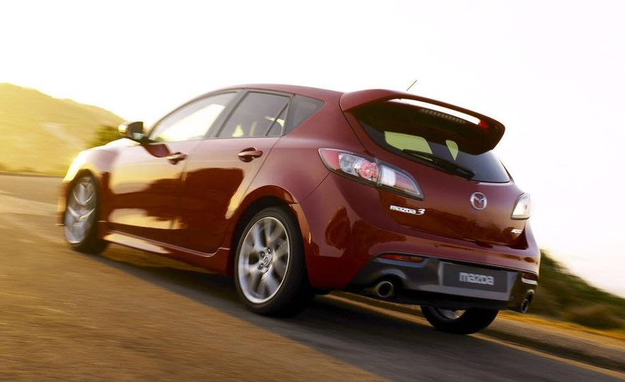 2010 Mazdaspeed 3 - Slide 56