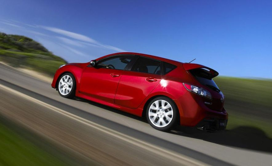 2010 Mazdaspeed 3 - Slide 57