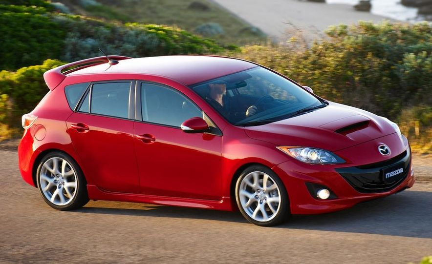 2010 Mazdaspeed 3 - Slide 9
