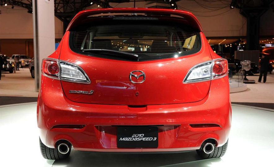 2010 Mazdaspeed 3 - Slide 2