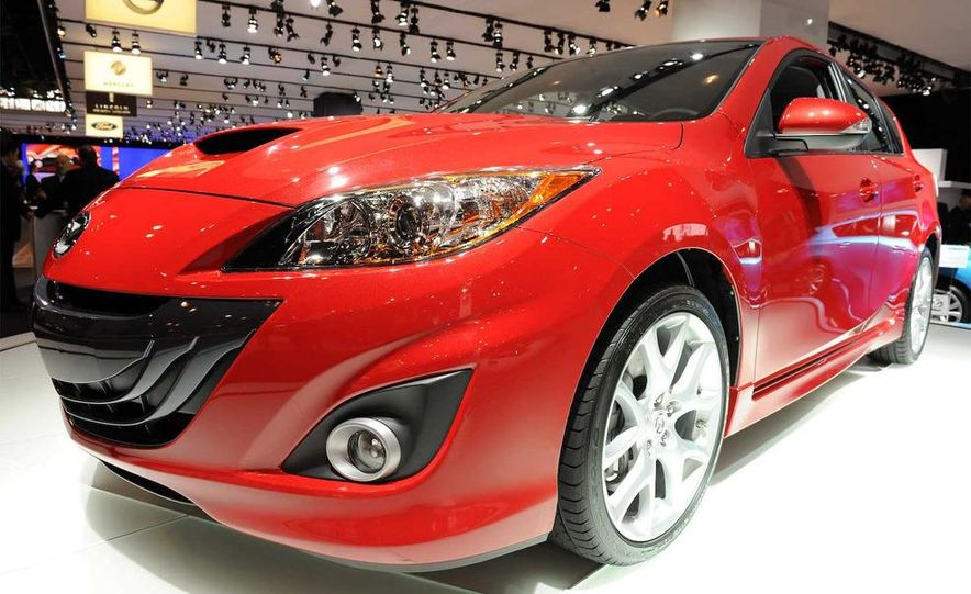 2010 Mazdaspeed 3 - Slide 8