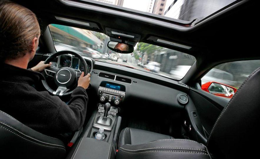 2010 Chevrolet Camaro SS wheel and fender badge - Slide 55