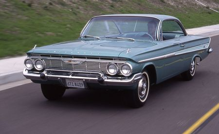 1961 Chevrolet Impala SS409