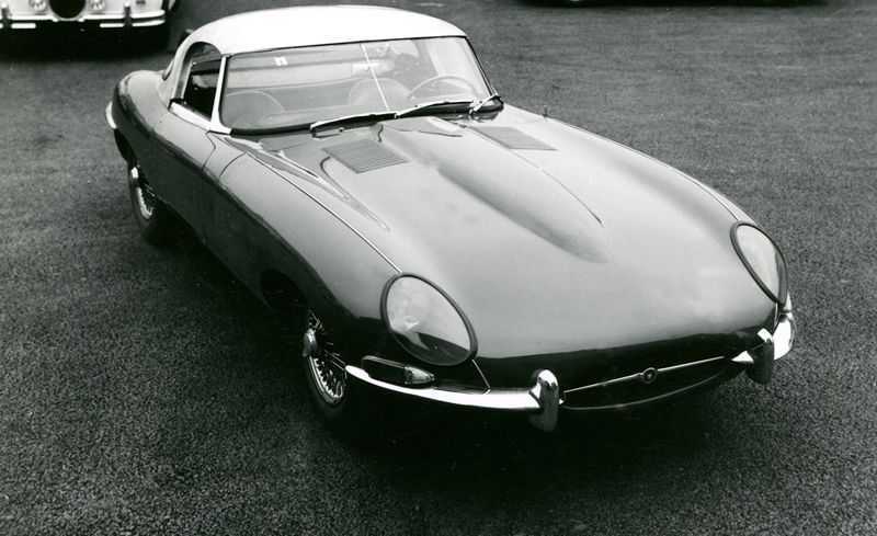1961 jaguar e-type road test – review – car and driver