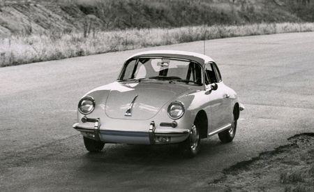 1963 Porsche 356B 1600 Super