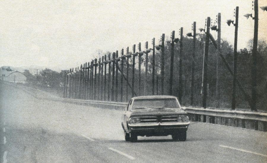 1964 Pontiac Tempest GTO Road Test – Review – Car and Driver