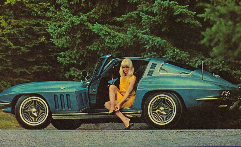 1965 Chevrolet Corvette Sting Ray Road Test Review