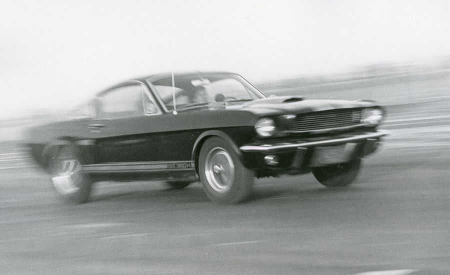 1966 Ford Shelby Mustang GT350-H