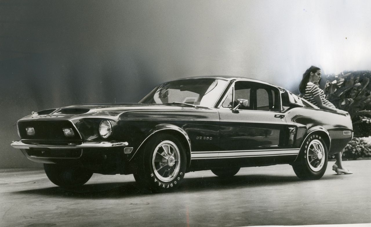 ford mustang gt 500 1967