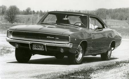 1968 Dodge Charger Hemi
