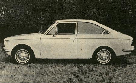 1968 Toyota Corolla Sprinter