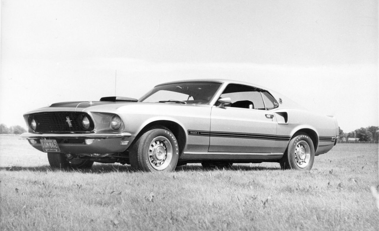 1969 ford mustang mach i review car and driver