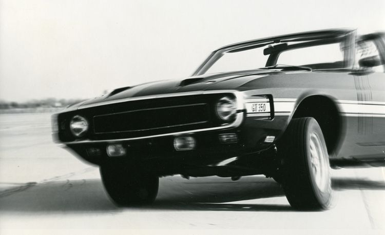 1969 Ford Mustang Shelby GT350 Convertible