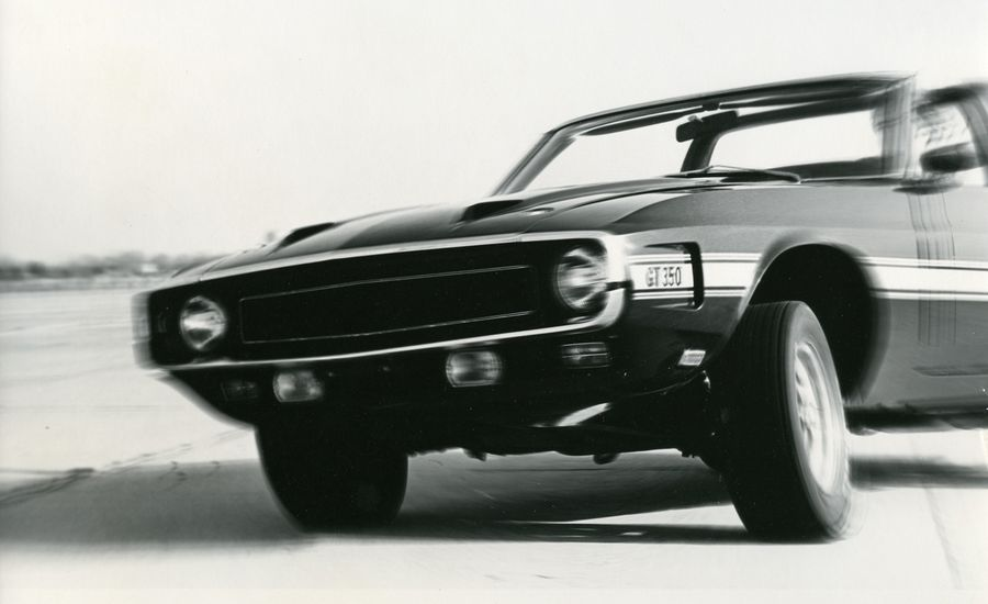 1969 Ford Mustang Shelby Gt350 Convertible Road Test Car And Driver