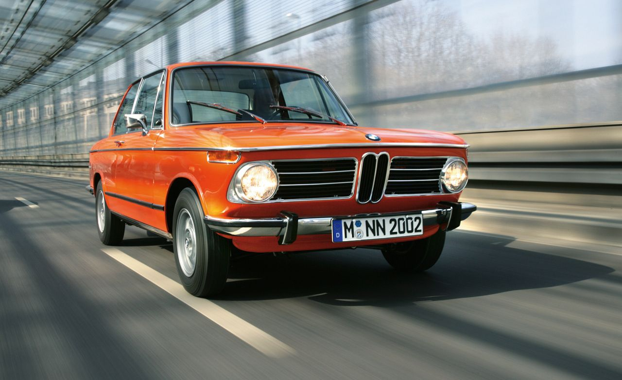 1972 BMW 2002 tii Archived Road Test – Review – Car and Driver