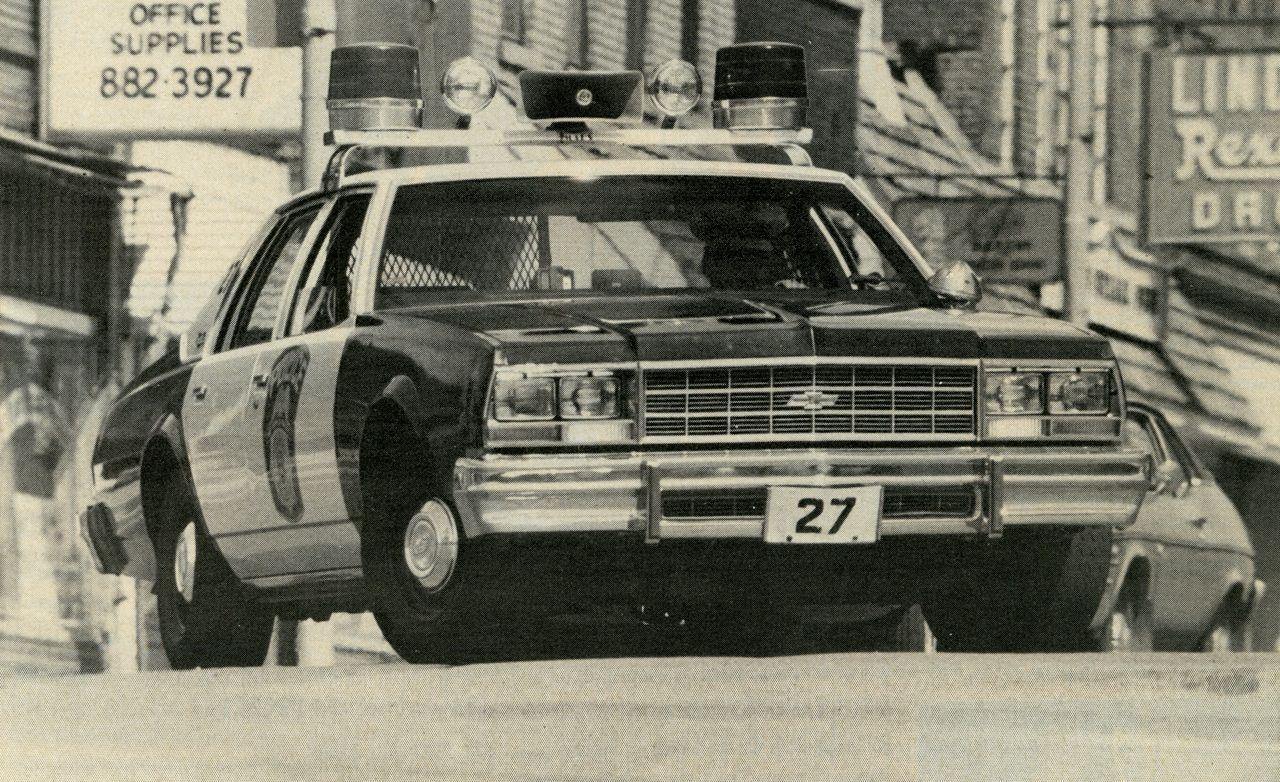 1977 Chevrolet Impala 9C1