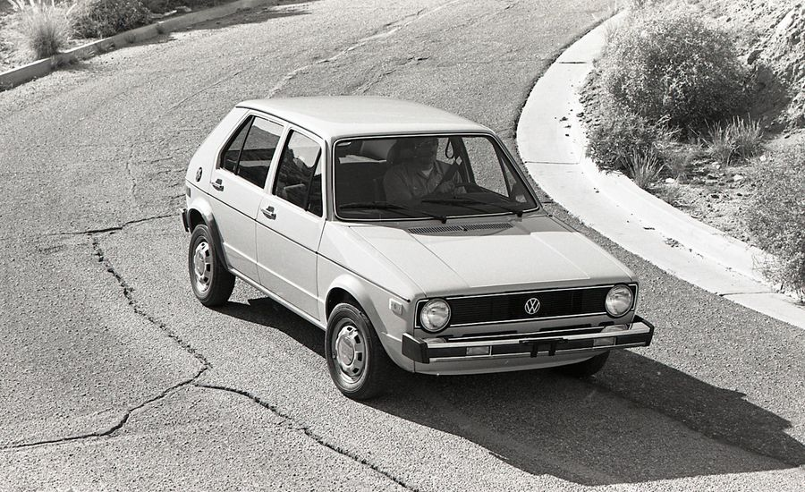 1977 Volkswagen Rabbit Diesel Test Review Car And Driver
