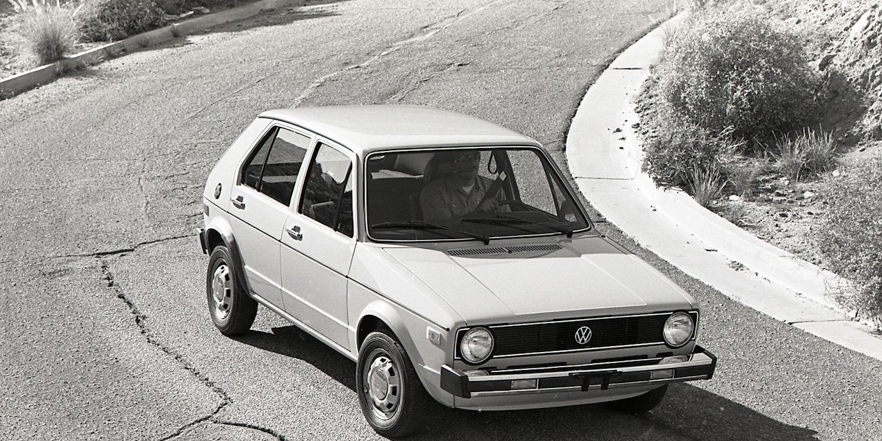 1977 Volkswagen Rabbit Diesel