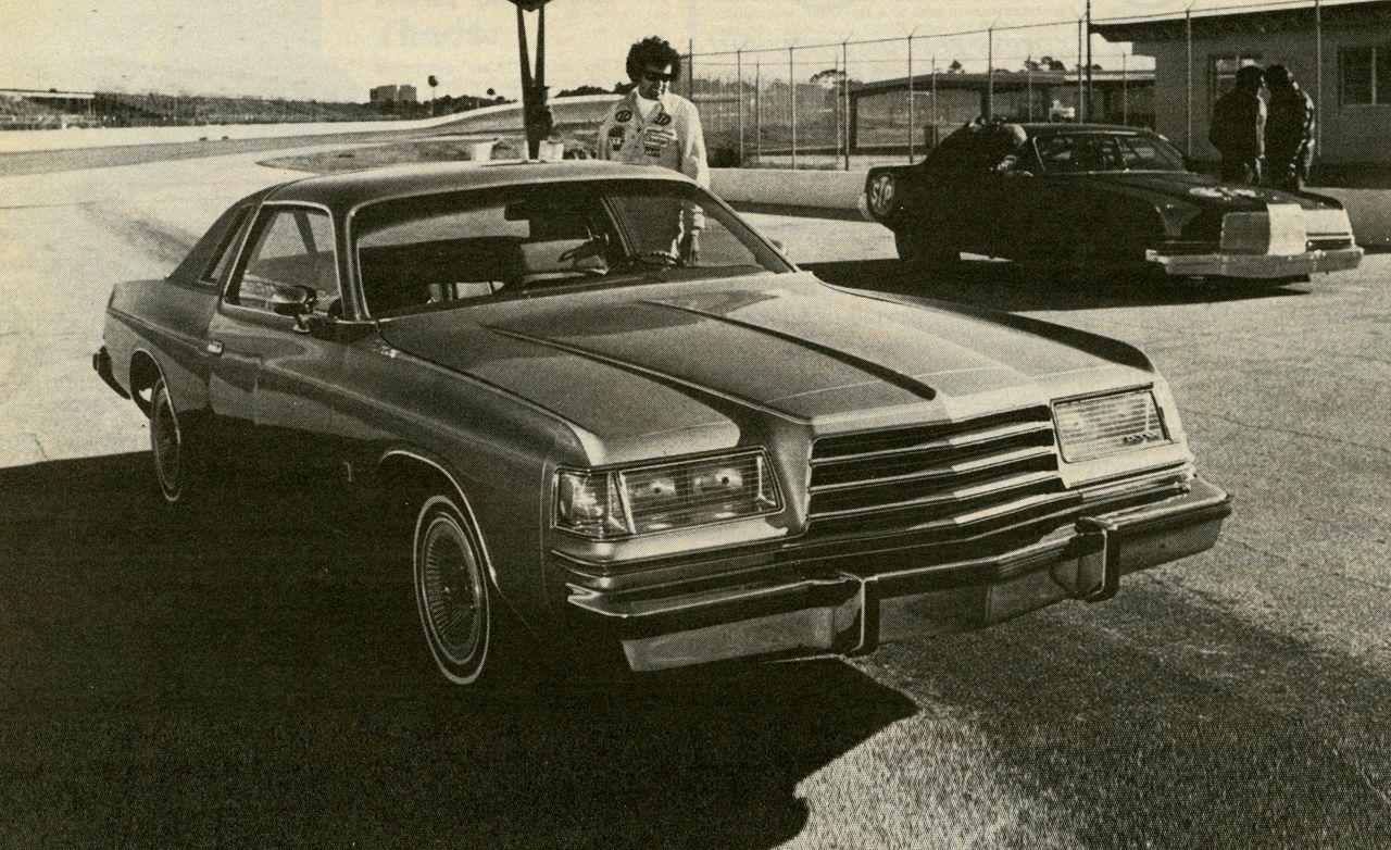 1978 Dodge Magnum XE
